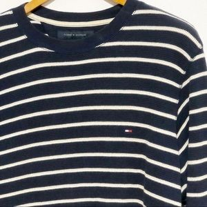 Tommy Hilfiger Classic Striped Long Sleeve Knit
